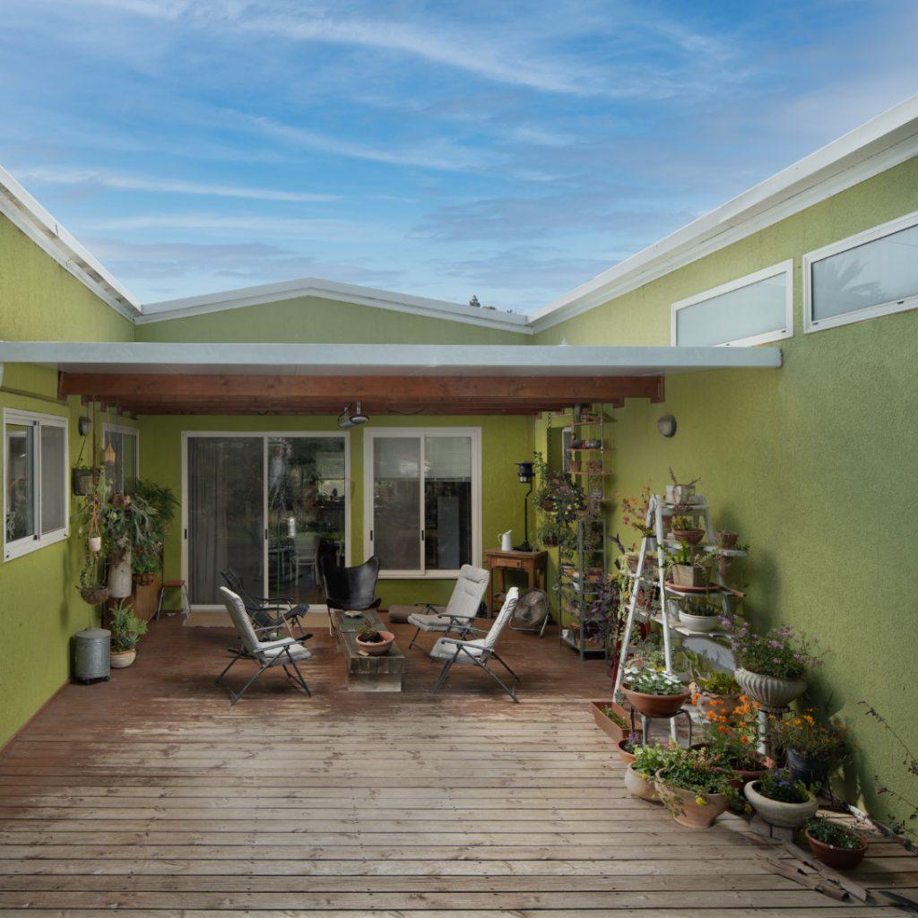 בית ירוק - בנייה מתקדמת